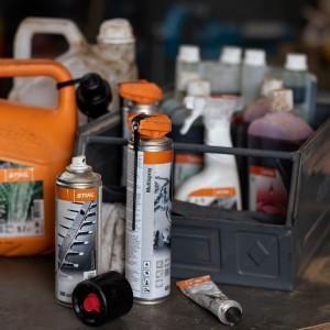 środki konserwujące sprzęt